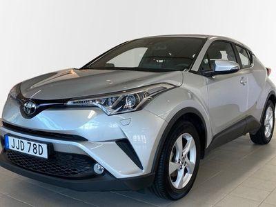 begagnad Toyota C-HR 1,2T MT 2WD ACTIVE