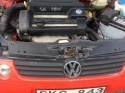 begagnad VW Lupo
