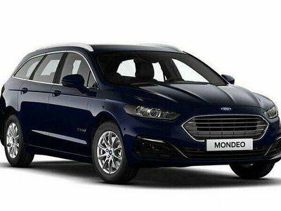 begagnad Ford Mondeo Titanium Kombi 2.0 Elhybrid 187 hk