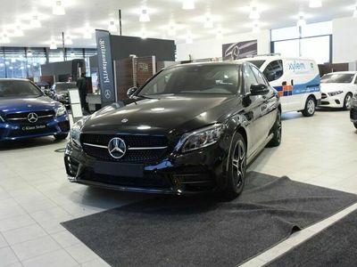 begagnad Mercedes C300 - Benze Sedan AMG Värmare