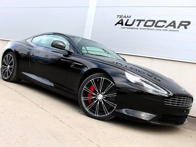 gebraucht Aston Martin DB9 Carbon black specialversion -15