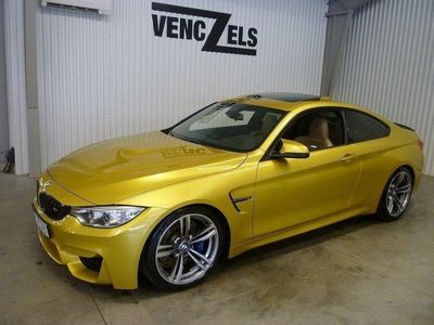begagnad BMW M4 Coupé DCT Euro 6 431hk Glastaklucka