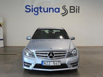 begagnad Mercedes C220 CDI 7G-Tronic Plus AMG Sp