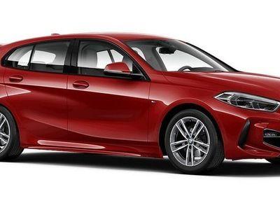 begagnad BMW 118 i M sport Parking assistant Sportstol