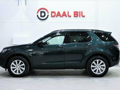 begagnad Land Rover Discovery Sport 2.0 4WD 7SITS PANO D-VÄRM SE.UTR
