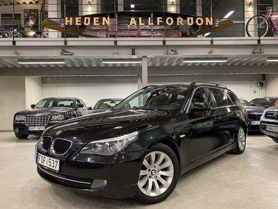 begagnad BMW 520 d 177hk 18100Mil Nyservad / Nybes