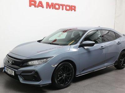 begagnad Honda Civic 1.0T Comfort Sport Line 2020, Halvkombi 209 900 kr