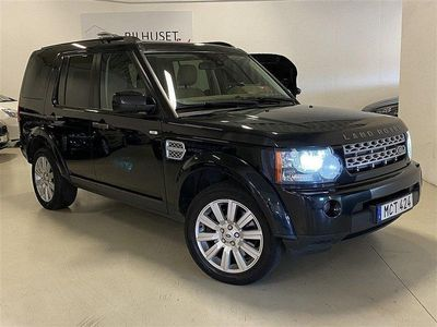 begagnad Land Rover Discovery 3.0 SDV6 4WD 256hk HSE D