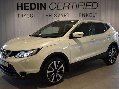 begagnad Nissan Qashqai 1.6 (OBS 163hk) Tekna Design