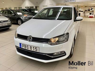begagnad VW Polo TSI 90 MAN V-hjul