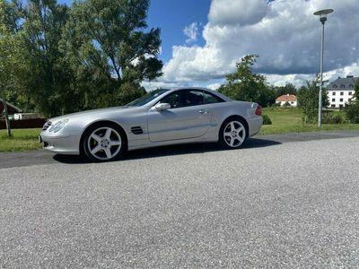 begagnad Mercedes SL350