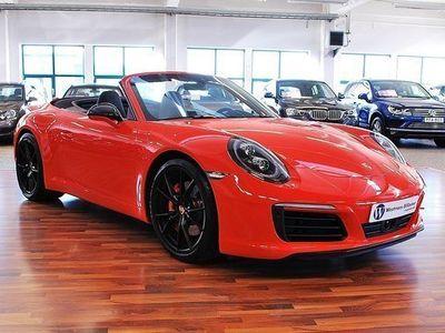 begagnad Porsche 911 Carrera Cabriolet 911 991 S PDK 2017, Cab 1 149 900 kr