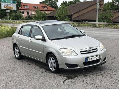 brugt Toyota Corolla 1.6 VVT-i 110HK Taklucka
