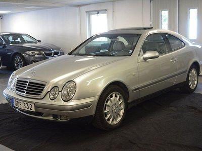 begagnad Mercedes CLK320 Automat 218hk BRA-SKICK