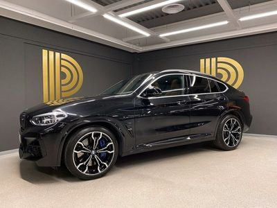 begagnad BMW X4 M Competition, G02 (510hk) M Competition