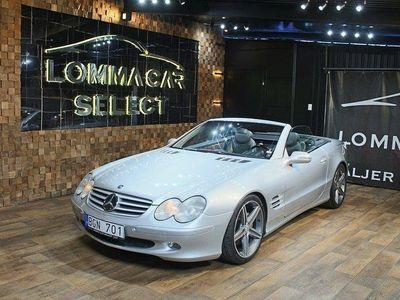 begagnad Mercedes SL500 5G-Tronic 306hk Aut. -02