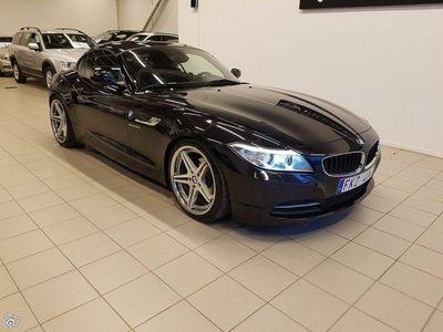 begagnad BMW Z4 SV-Såld sDrive 20i 184HK Steptronic -13