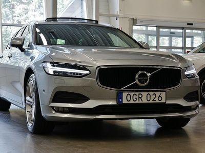 begagnad Volvo V90 D5 AWD Panorama/Head-Up/Navi Drag 235hk