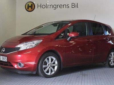 begagnad Nissan Note 1.5 dCi DPF (90hk)