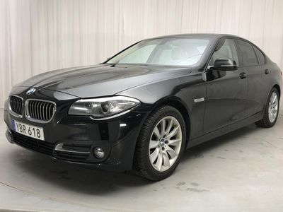begagnad BMW 520 d xDrive Sedan, F10 (190hk)