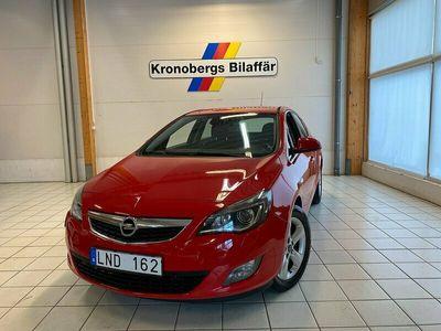 begagnad Opel Astra 5D 1.6T 180hk Sport Manuell dragkrok
