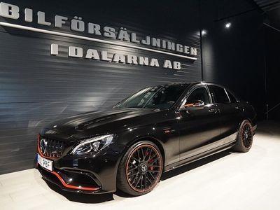 used Mercedes S63 AMG C-KlassAMG Edition 1 Euro 6 510hk
