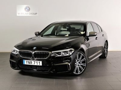 begagnad BMW M550 i xDrive Sedan / Ultimate Edition