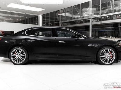 begagnad Maserati Quattroporte 275R Diesel Sedan