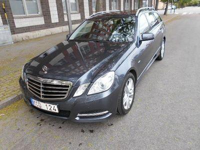 usata Mercedes 350 E-KLASST CDI 4MATIC BlueEFFICIENCY 7G-Tronic Plus 265hk