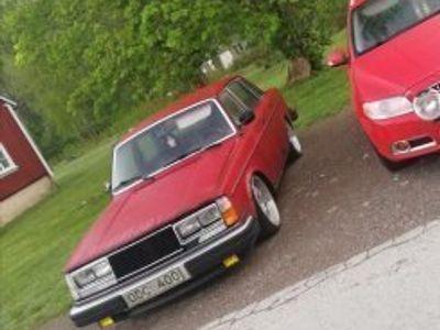 used Volvo 240 diesel