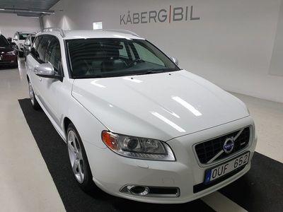 begagnad Volvo V70 D3 163hk / R-Design / Fint skick