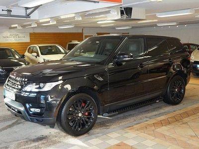 begagnad Land Rover Range Rover Sport 3.0 SDV6 4WD Aut /292hk / 7-Sits