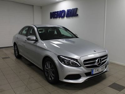 begagnad Mercedes C180 Sedan Avantgarde Aut