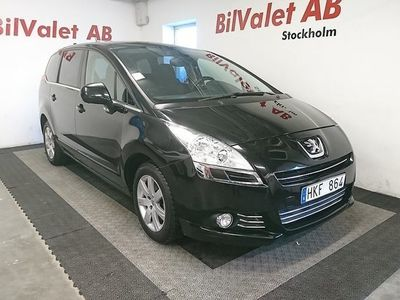 used Peugeot 5008 1.6 THP 7-sits 156hk Nybes -09
