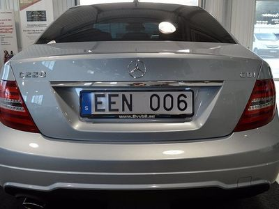 gebraucht Mercedes 220 Benz C CDI W204 2014, Sedan 214 900 kr