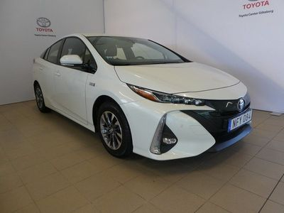 begagnad Toyota Prius Plug-in Hybrid Executive V-Hjul -18