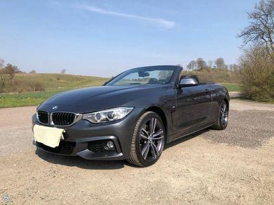 begagnad BMW 435 Xdrive cab M-sport EURO 6 -14