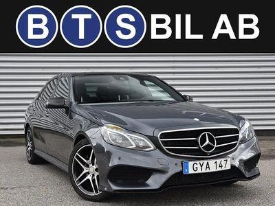 begagnad Mercedes E250 BlueTEC 4MATIC AMG 204hk