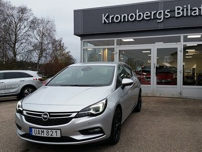 begagnad Opel Astra Nya Dynamic 1,4T 125hk 5d