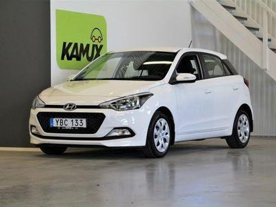 gebraucht Hyundai i20 1,2 84hk 630Mil!