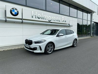 begagnad BMW 118 i M Sport Fartpilot M Spoiler M Stolar HiFi