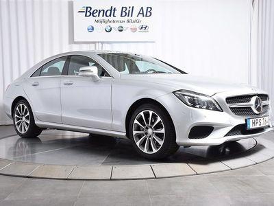 begagnad Mercedes CLS350 4MATIC Coupe Mkt Välutrustad