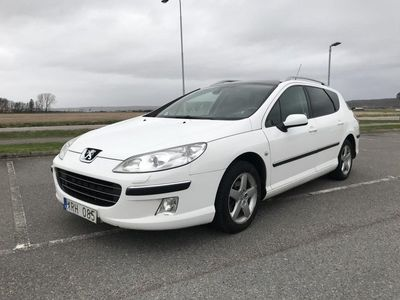 begagnad Peugeot 407 SW 2.0