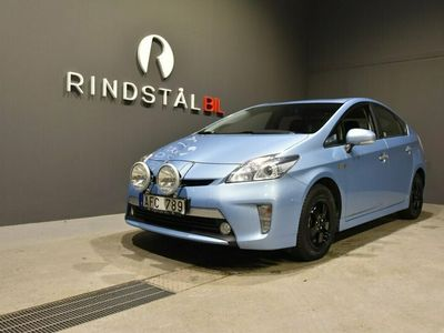 begagnad Toyota Prius Plug-in Hybrid 1.8 136 HK KAMKEDJA EN ÄGARE