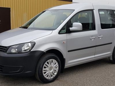 begagnad VW Caddy Maxi Life Caddy Life 1,6TDI 5sits Trendline 2015, Personbil 169 000 kr