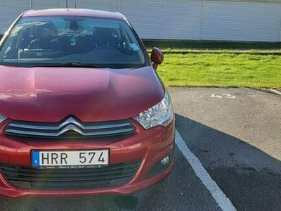 begagnad Citroën C4 1.6 e-HDi nordic edition