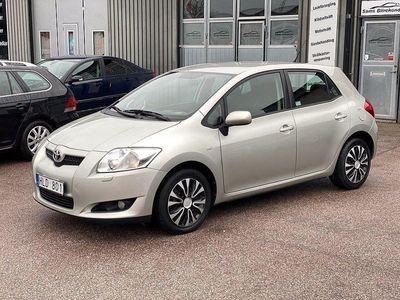 begagnad Toyota Auris 1.6 Dual VVT-i 124hk*8994mil*