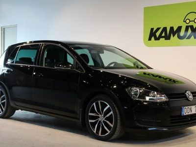 begagnad VW Golf 1.6 TDI BMT Masters Sportchas -13