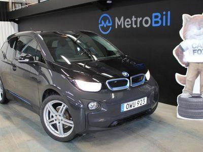 begagnad BMW i3 Comfort 60Ah BEV Miljöbil