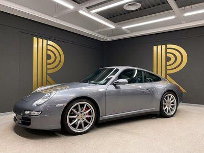 begagnad Porsche 911 Carrera 4S 997 (355hk) Sv-såld / Sport Chrono